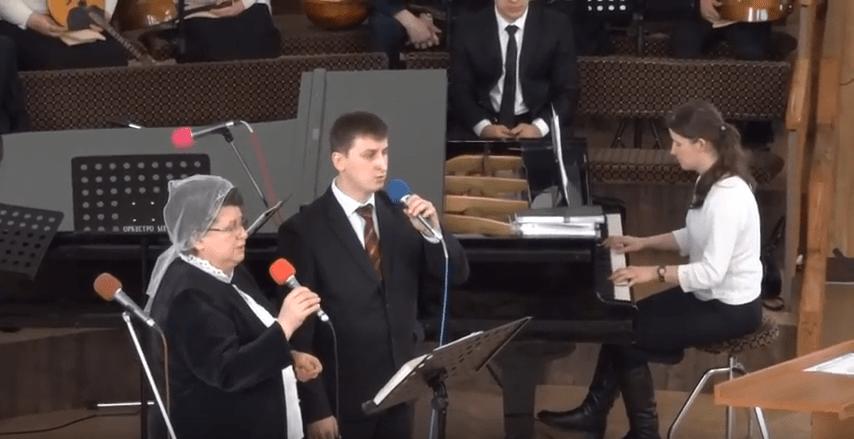 Duet s fortepiano Drug pripomni skol'ko v zhizni raz