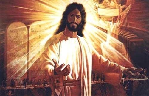 Iisus i Slovo Boga