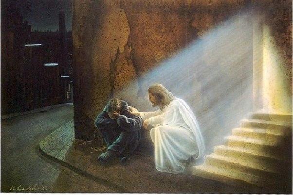 Iisus nashel tebya