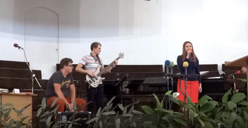 "группа Церкви ""Эммануил"" Алматы"