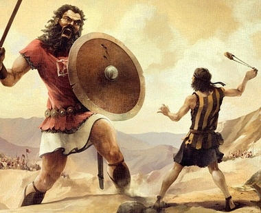 David i Goliaf