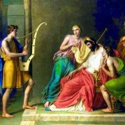 David igraet Saulu