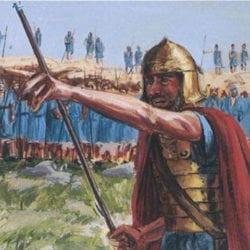 Glavnoy ugrozoy byli filistimlyane