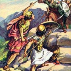 Ionafan poshel k Filistimlyanam