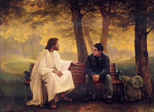 Iisus s nami - blagosloveniya
