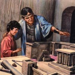 Syn Davida Solomon