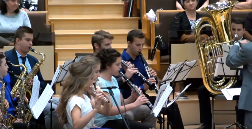 Viktor Kondratyev Dukhovoy orkestr