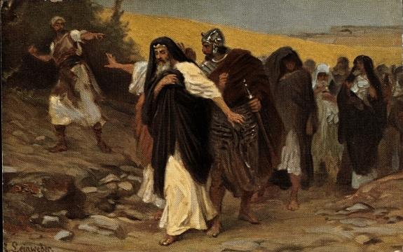 Veniamintyanin zloslovil Davida