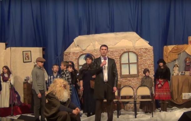 Видео-архив. Рождественский Спектакль 2015г.