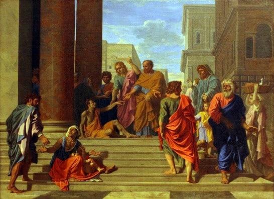 Apostol Pavel v Kolossakh