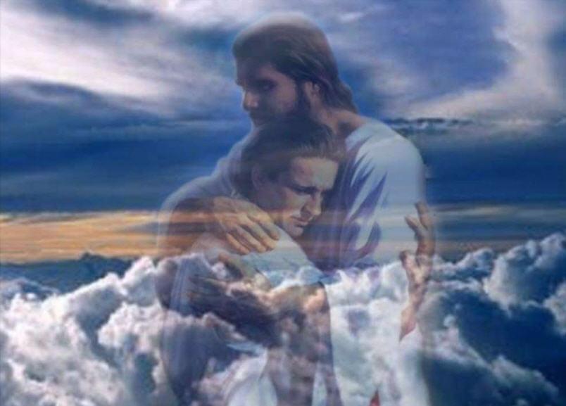 Bog voshel v nas Svoey lyubov'yu v mire