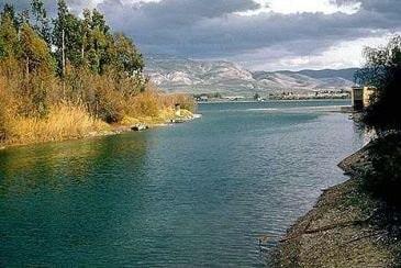 Dolina reki Iordan