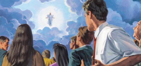 Gospod' Iisus - eto neuderzhimoe sobytie