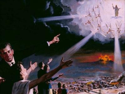 Iisus podkhodit k nam vse blizhe