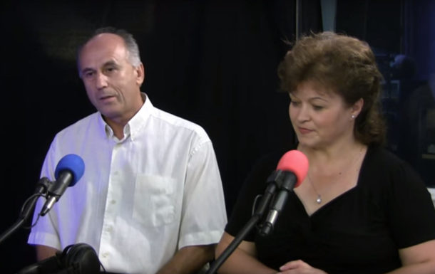 Олег и Светлана Короткие