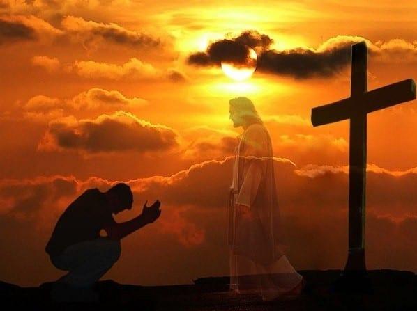 On zabiraet nashe proklyatie, a vzamen daet nam svyatost'