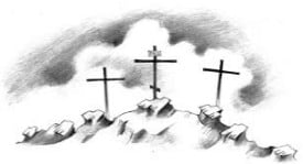 Slava Tebe za krest Golgofy