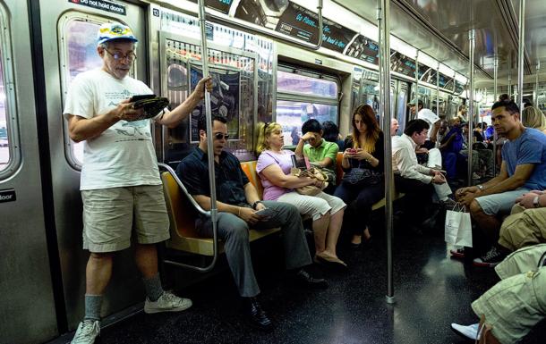 Ностальгия; Нью-Йорк: «Станция Кью» 3 часть.