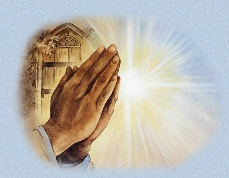 Bog, Kotoryy ne otverg molitvy moey