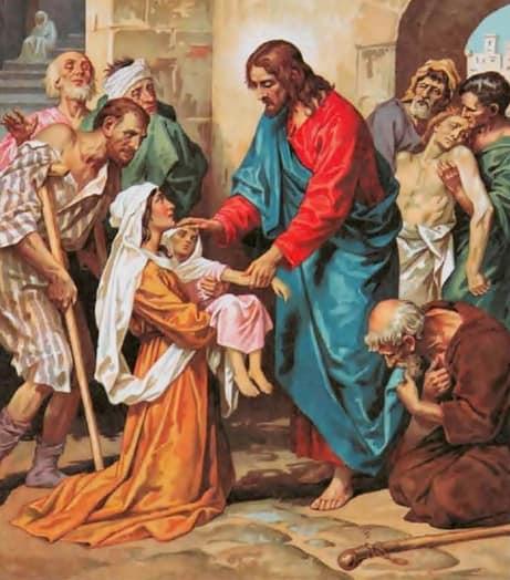 Bog podaril dar lyubvi Khristovoy