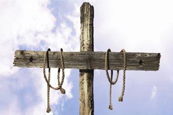 Gospod Iisus umer na kreste