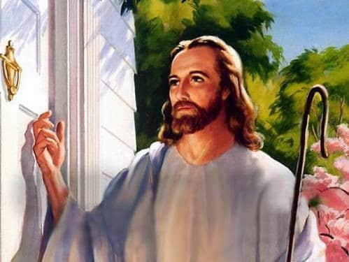 Iisus vkhodit i spasaet