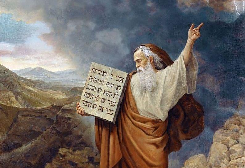 Issledovaniya o Proroke kak Moisey 1 chast
