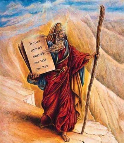 Sposob obshcheniya Moiseya s Bogom