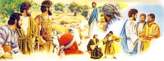 Svideteli o Boge - eto lyudi