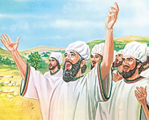 Vse dyshashchee da khvalit Gospoda
