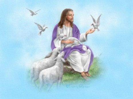 lyubov chto u Khrista Iisusa