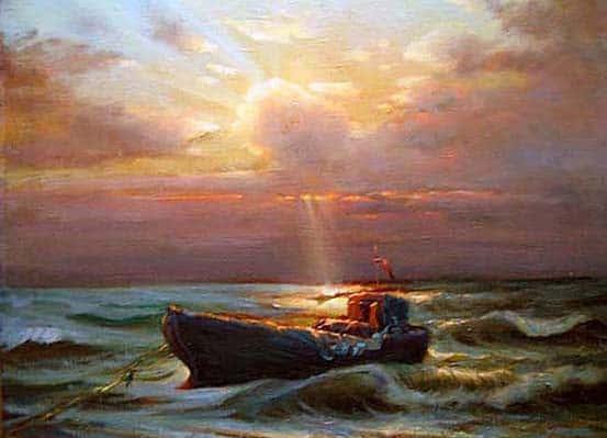 odinokiy barkas