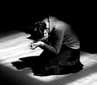 Bog ryadom v temnote