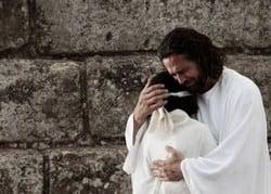 Iisus sdelal eto posredstvom Svoey lyubvi