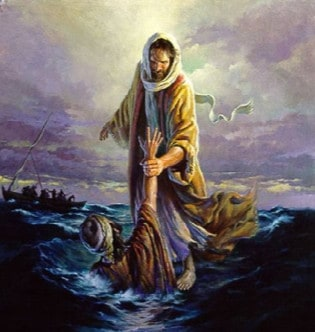 Iisus vdrug neozhidanno poyavlyaetsya