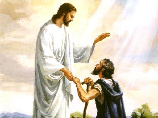 Iisus prishel spasti cheloveka