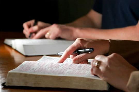 Sovety po izucheniyu Biblii