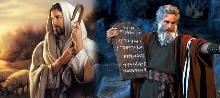 Moisey i Iisus