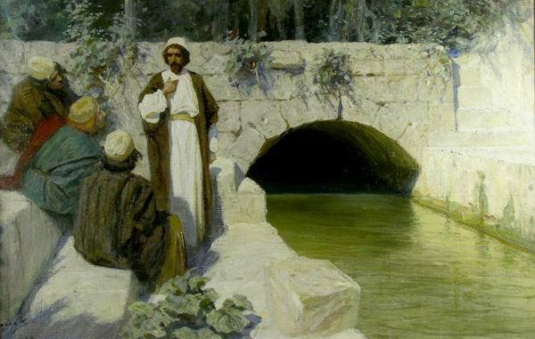 Otvechal Petr za Khrista Bozhiya