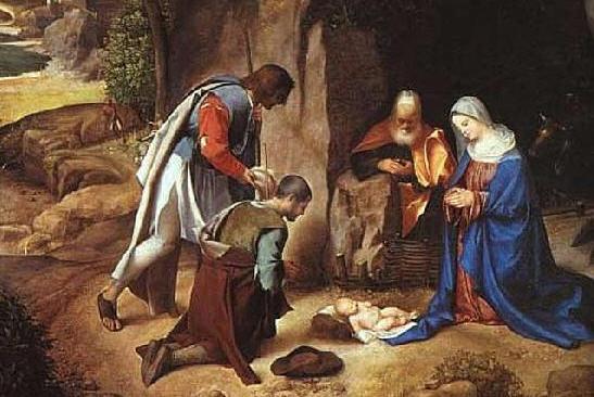 prinyat estafetu lyubvi Iisusa i peredat