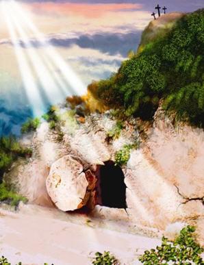 pustoi grob Iisusa