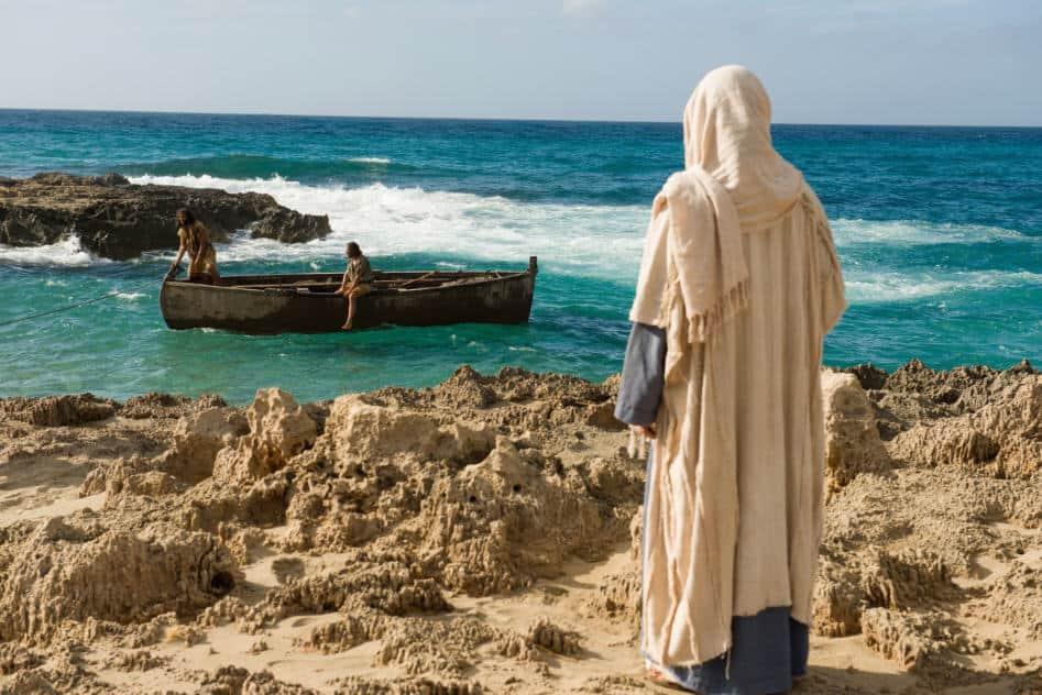Iisus bliz morya Galileyskogo