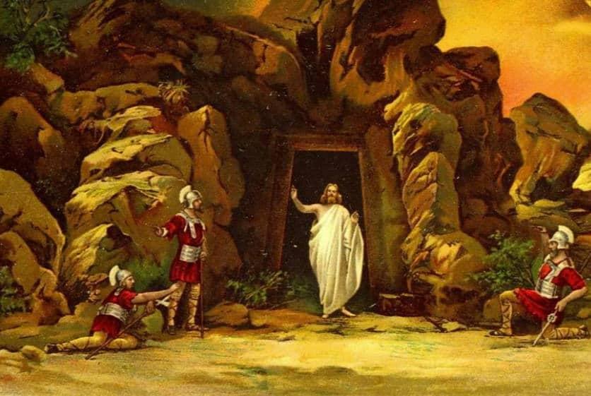 Iisus okonchatelno pobedil