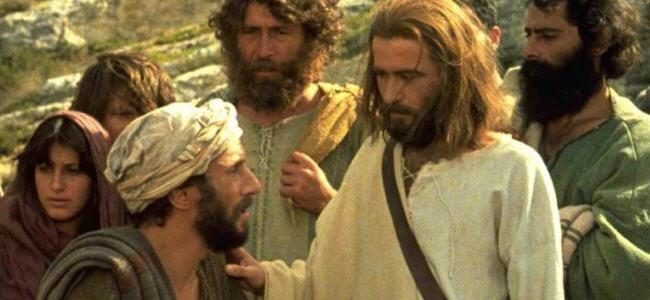 Nafanail i Iisus Khristos