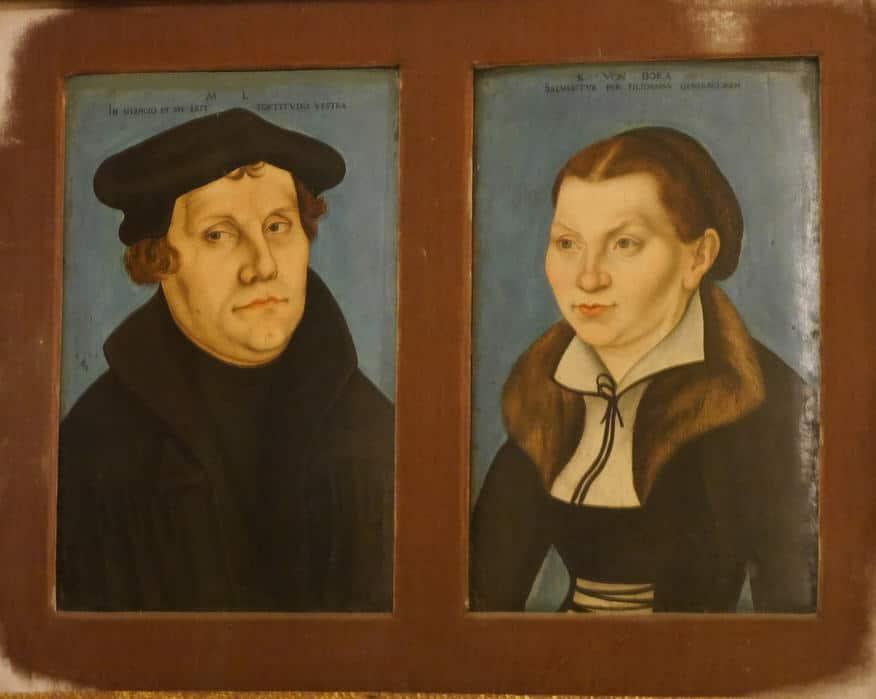 Zhena Martina Lyutera, Katarina fon Bora