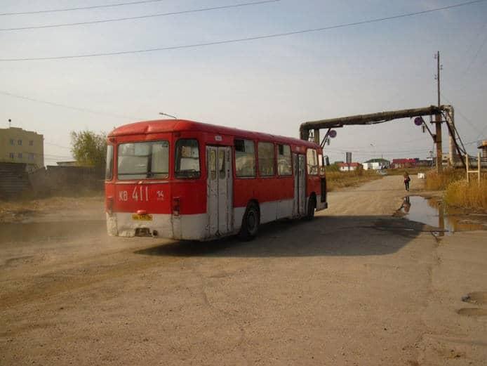 avtobus sovetskogo vremeni