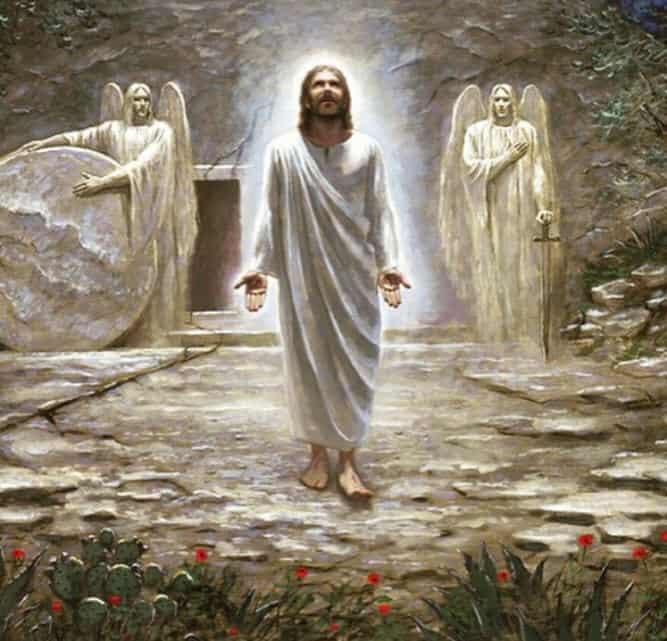 ibo Iisus zhiv