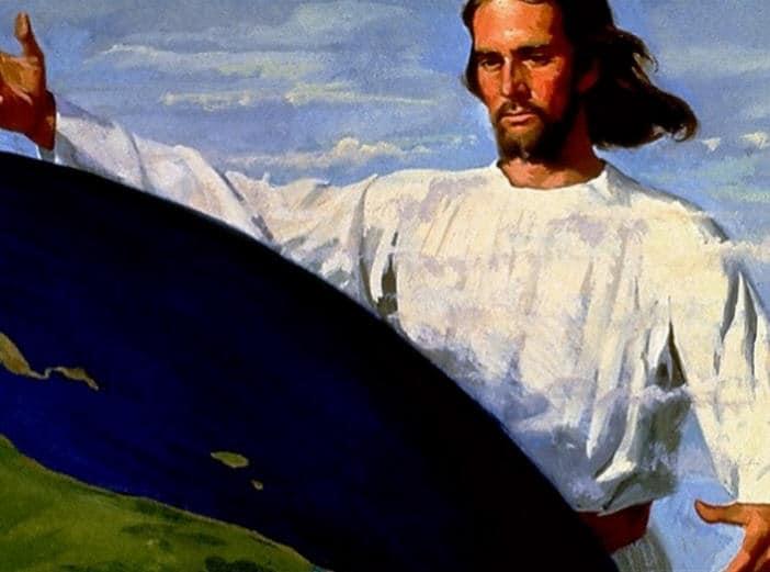 Iisus vo veki tot zhe
