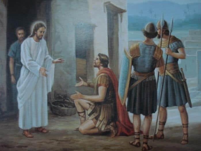 ottse rebenka prosit Iisusa