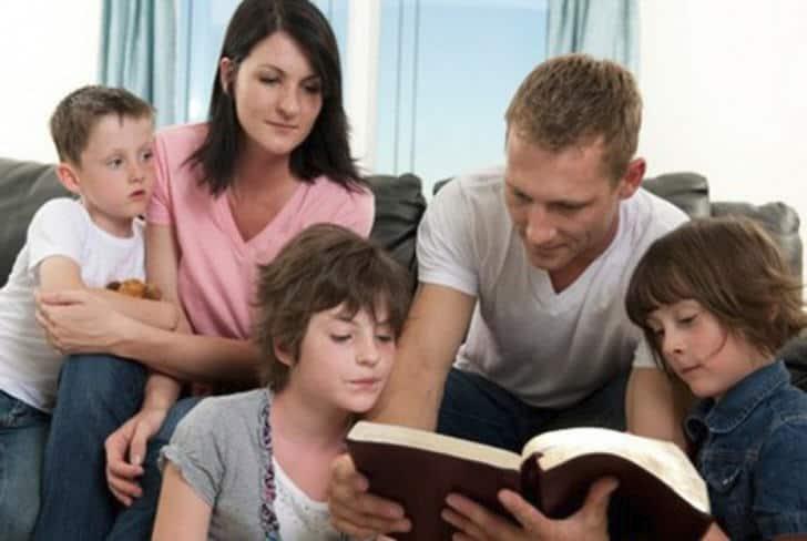 chtenie Biblii vmeste